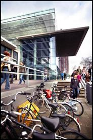 Fahrräder VU Amsterdam