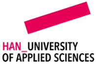 Hochschulprofil Logo HAN University of Applied Sciences
