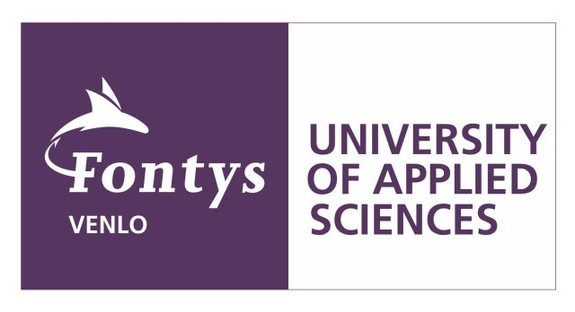 Hochschulprofil Logo Fontys Venlo University of Applied Sciences