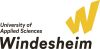 Hochschulprofil Logo Windesheim University of Applied Sciences