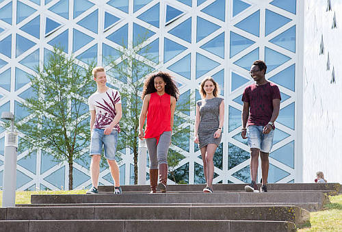 Studenten International Business Windesheim