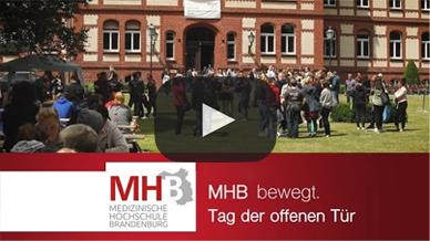 Medizinische Hochschule Brandenburg Thumbnail Tag der offenen Tür
