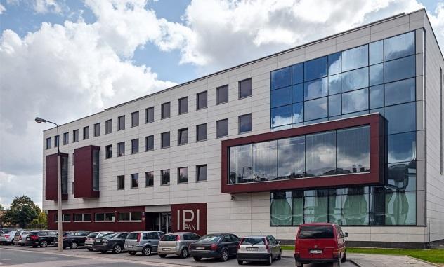 Main Building der IPI PAN