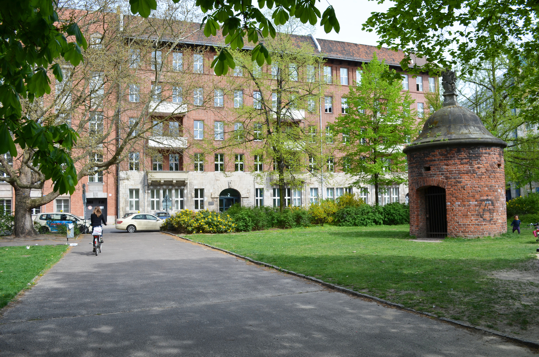 Gebäude Psychologische Hochschule Berlin von außen