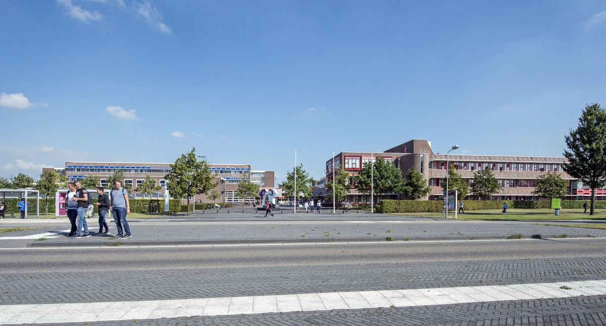Campus der HZ University of Applied Sciences