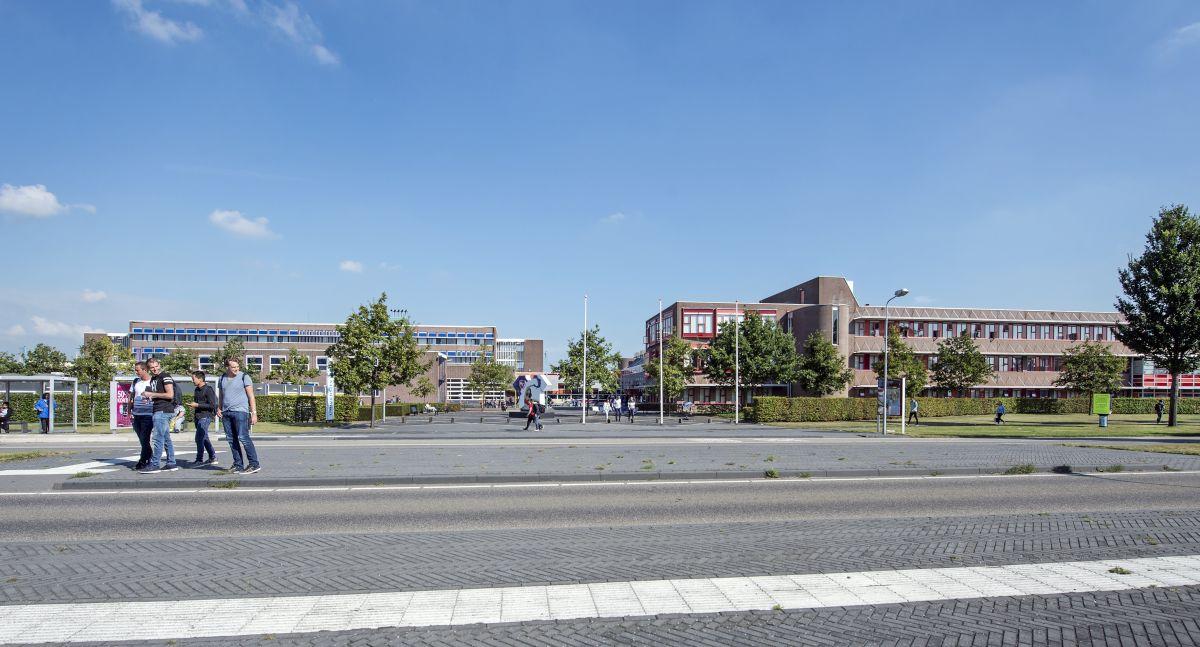 Campus der HZ University of Applied Sciences